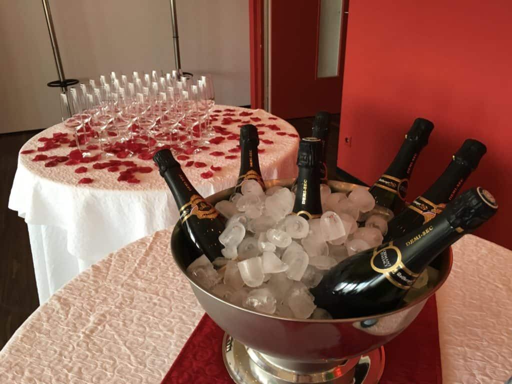 Eventlocation für Hochzeiten Geburtstage Firmenfeier in Tübingen