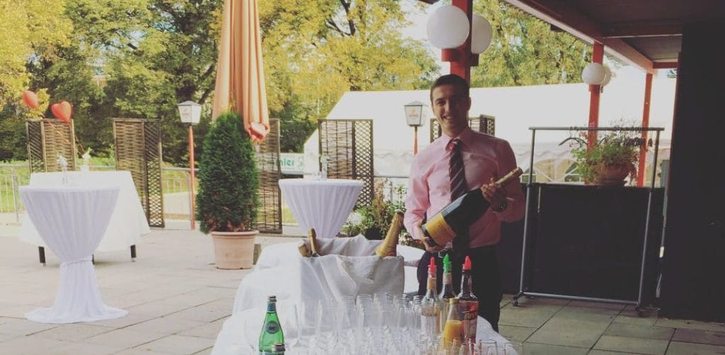 Eventlocation für Hochzeitsfeiern in Tübingen